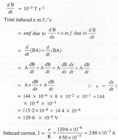 NCERT Solutions for Class 12 physics Chapter 6.15