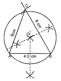 Selina Concise Mathematicsclass 6 ICSE Solutions - The Circle -b1