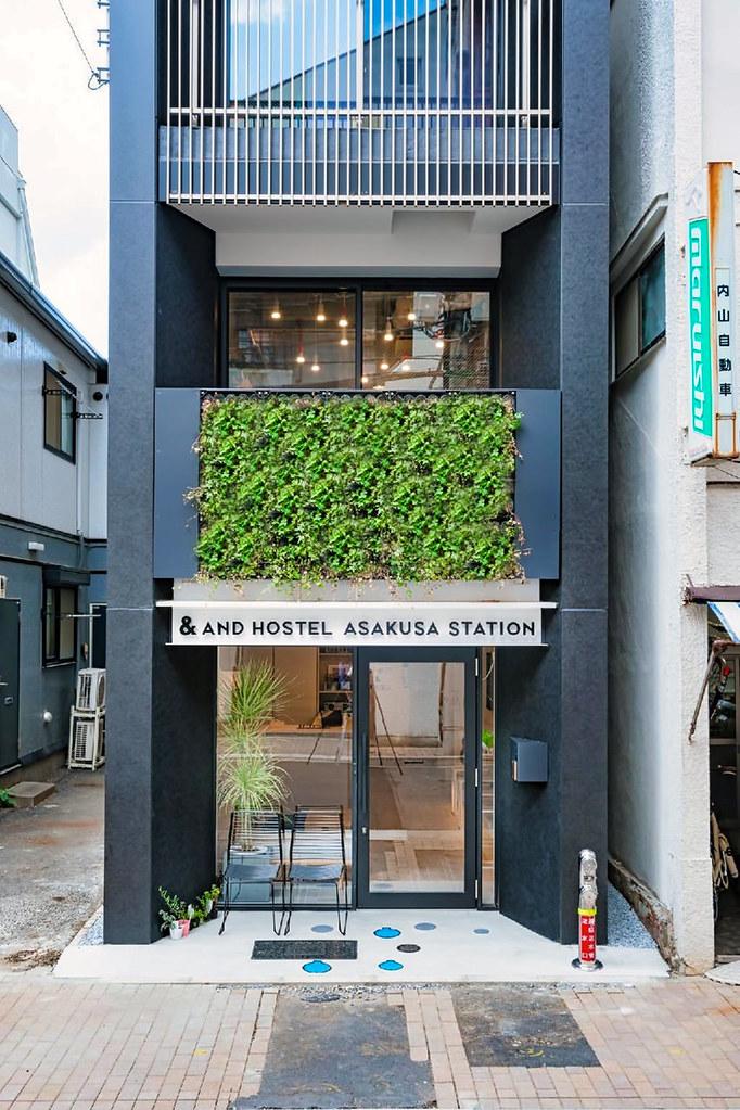 And Hostel Asakusa Station 1