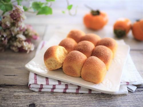 柿酵母のにんじんパン IMG_6061 (3)