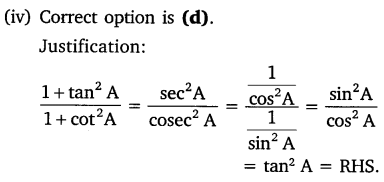 NCERT Solutions for Class 10 Maths Chapter 8 Introduction to Trigonometry 40