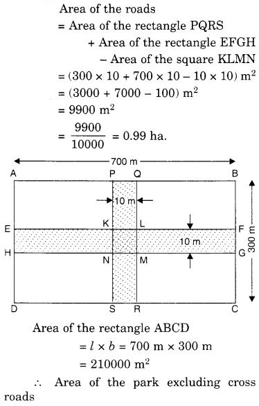 NCERT Solutions for Class 7 Maths Chapter 11 Perimeter and Area 65