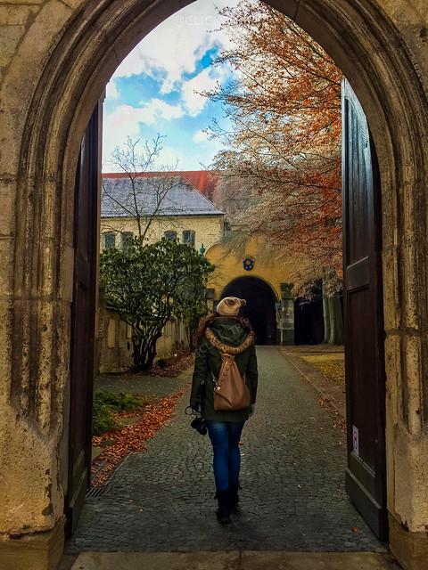 Regensburg | Exterior Basílica de San Emerano