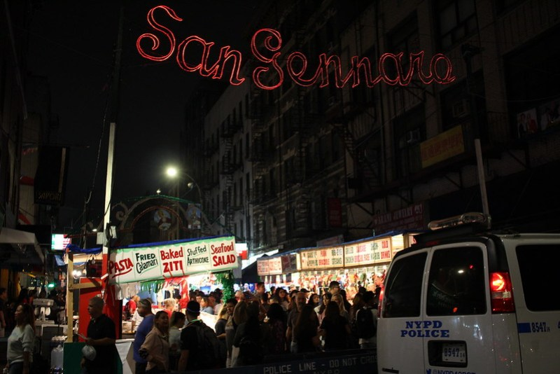 Feast of San Gennaro