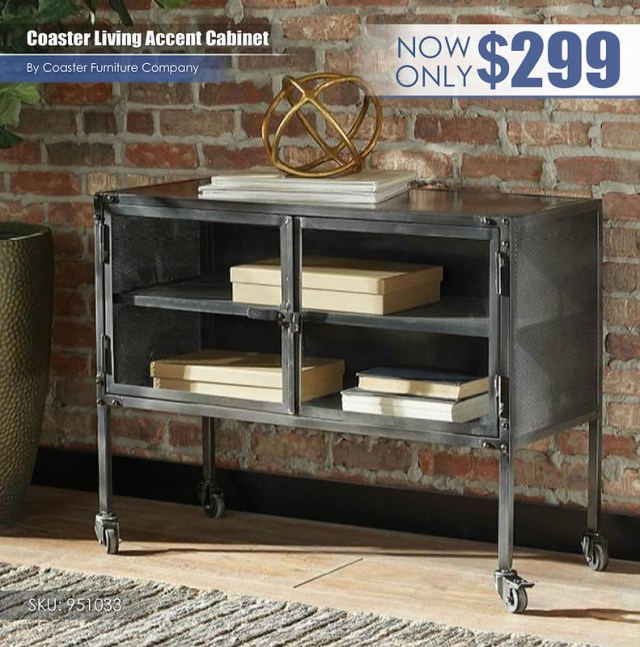 Coaster Living Accent Cabinet_9451033