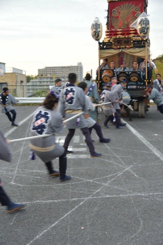 start 総踊り 佐倉の秋祭り 28