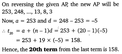 NCERT Solutions for Class 10 Maths Chapter 5 Arithmetic Progressions 40