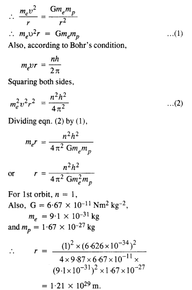 NCERT Solutions for Class 12 physics Chapter 12 Atoms.9