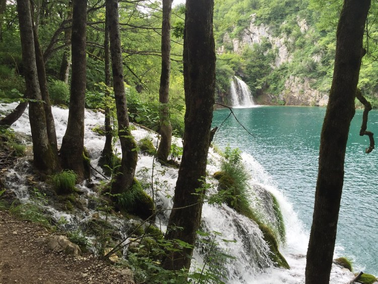 WHS: Plitvice Lakes National Park, Croatia
