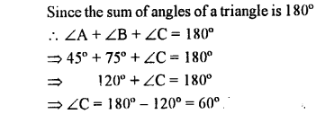 Selina Concise Mathematics class 7 ICSE Solutions - Triangles -a3