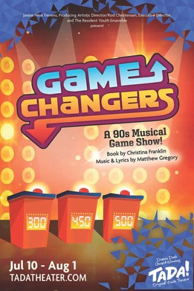 Game Changers Website