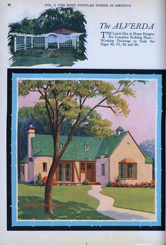 Radford Color House Plans