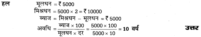 UP Board Solutions for Class 10 Home Science Chapter 5 गृह-गणित ab7 u4