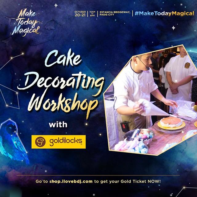 Cake Deco Workshop