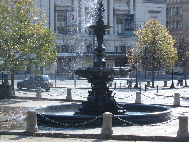 Steble Fountain Liverpool