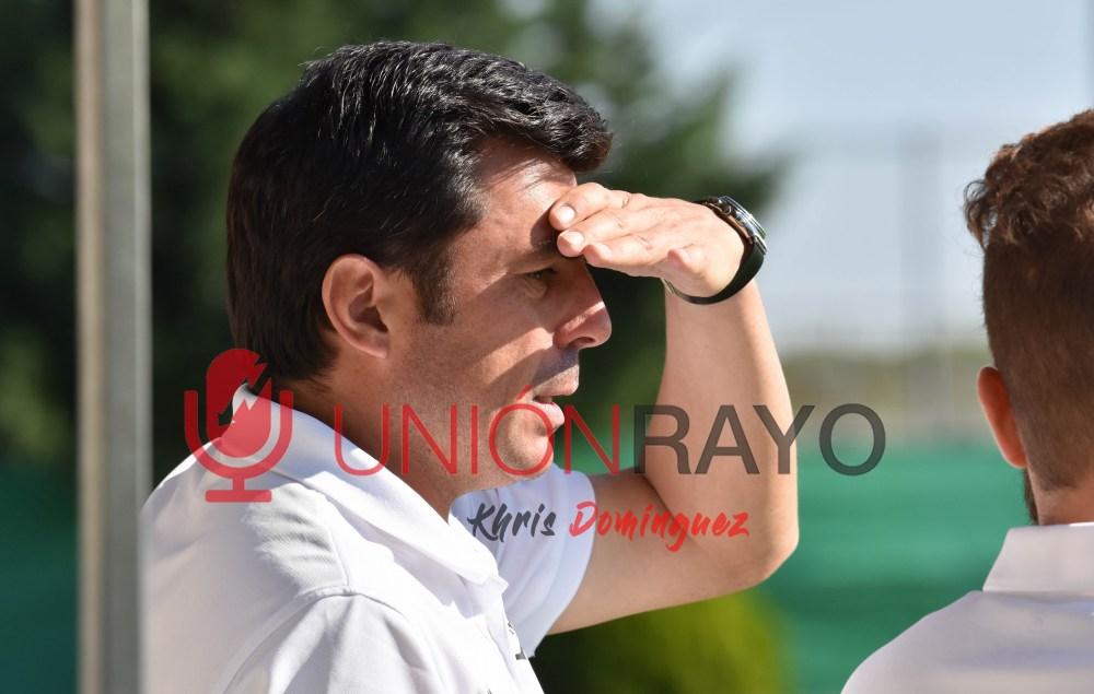 Pozuelo 1-4 Rayo B