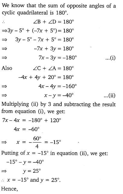 Ch 3 Maths Class 10 Pair Of Linear Equations In Two Variables NCERT Solutions Ex 3.7 8a