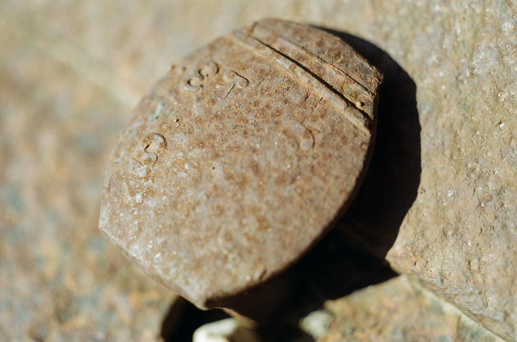 Rail nail