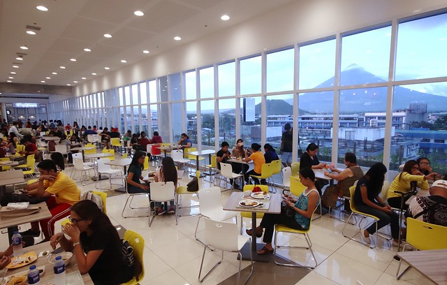 SM City Legazpi Food Hall