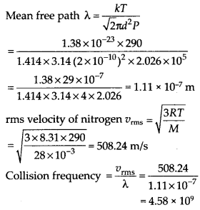 NCERT Solutions for Class 11 Physics Chapter 13 kinetic Energy 10