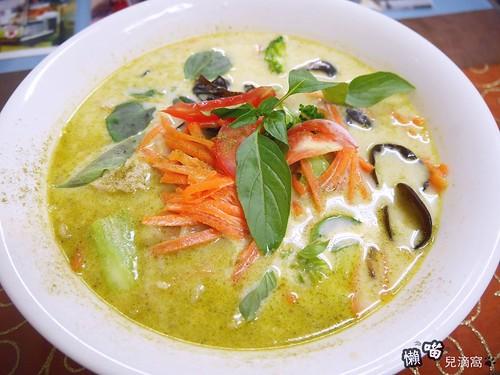 泰香泰國小吃