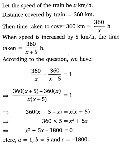 NCERT Solutions for Class 10 Maths Chapter 4 Quadratic Equations 31