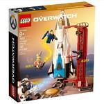 LEGO Overwatch Watchpoint Gibraltar (75975) 2