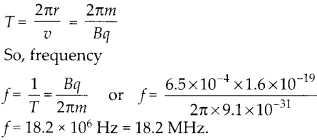 NCERT Solutions for Class 12 Physics Chapter 4 Moving Charges and Magnetism 16