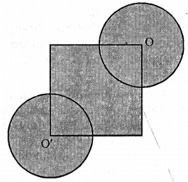 RD Sharma Class 10 Solutions Chapter 13 Areas Related to Circles Ex 13.4 - 52