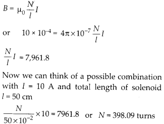 NCERT Solutions for Class 12 Physics Chapter 4 Moving Charges and Magnetism 20