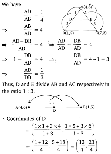 NCERT Solutions for Class 10 Maths Chapter 7 Coordinate Geometry 51