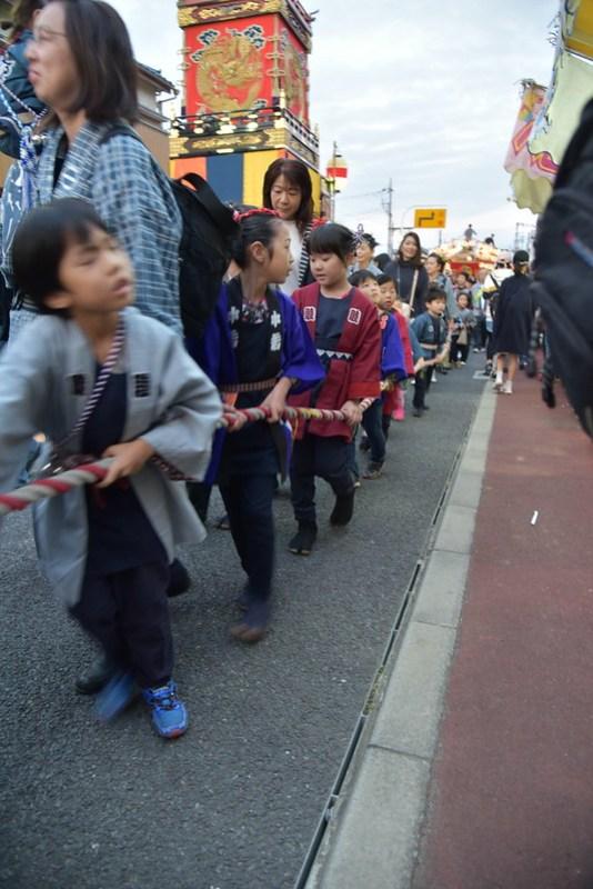 佐倉の秋祭り 33