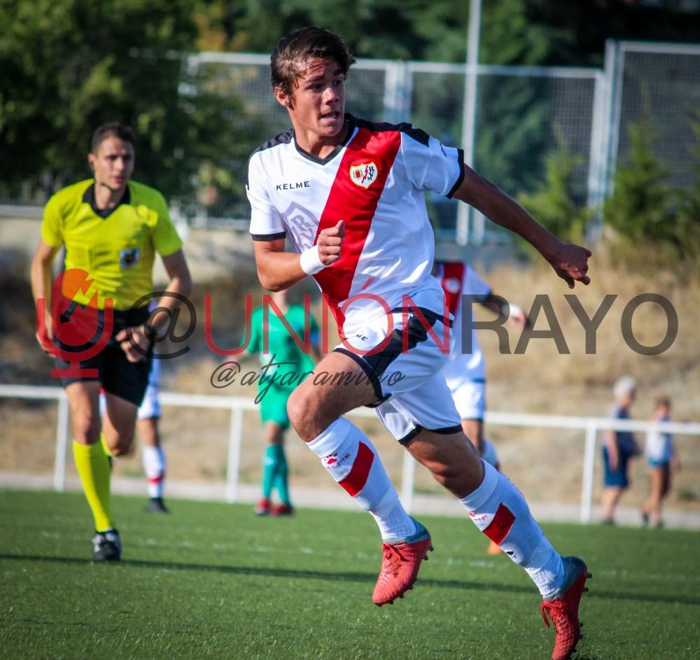 Juvenil A 1-0 Aravaca (2018-2019)