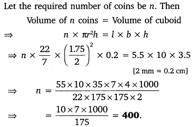 NCERT Solutions for Class 10 Maths Chapter 13 Surface Areas and Volumes 31