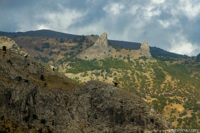 Гора Кучук-Гогерджин-Кая, Крым