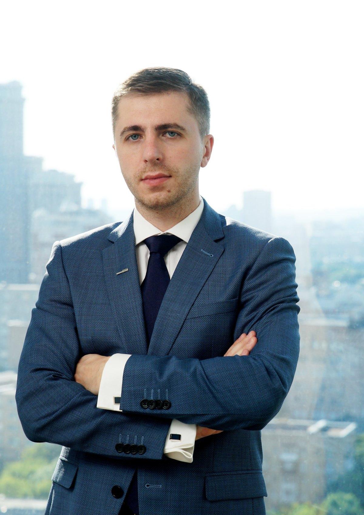 Вадим Коваленко, генеральный директор Управляющей компании «Платная дорога»