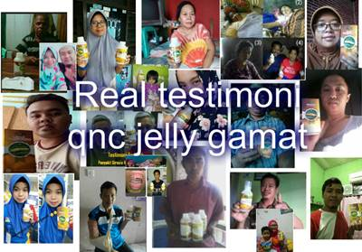 real testimony of qnc jelly gamat