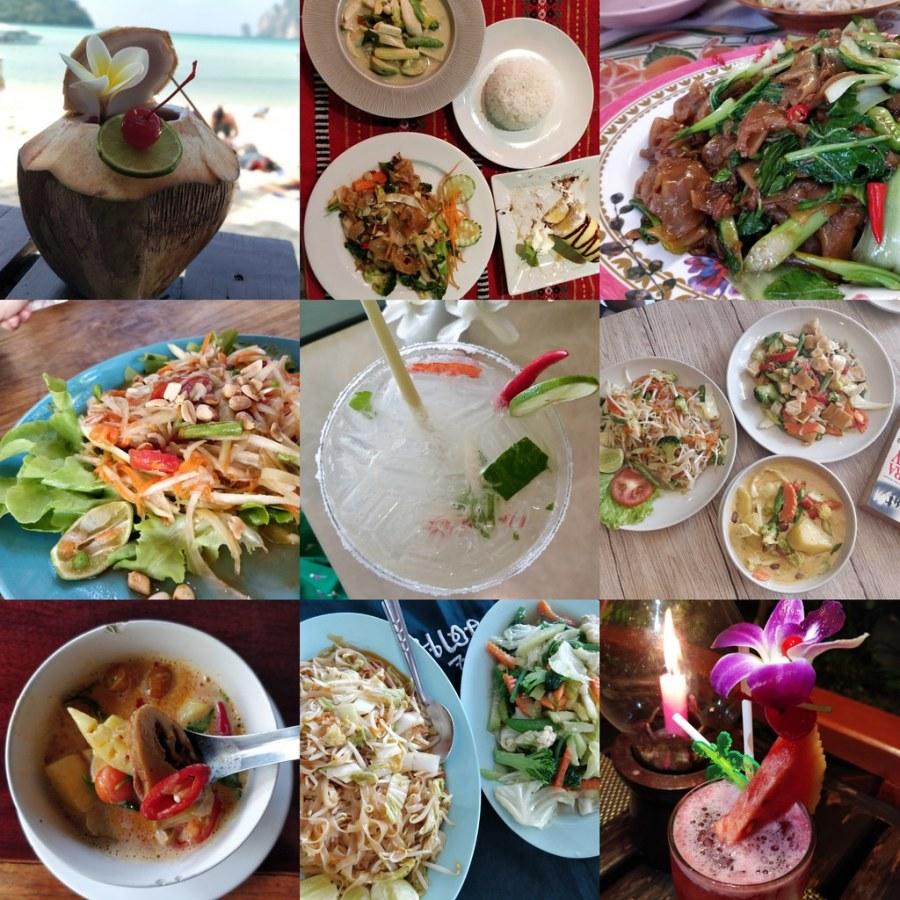 Best Vegetarian & Vegan Restaurants in Thailand