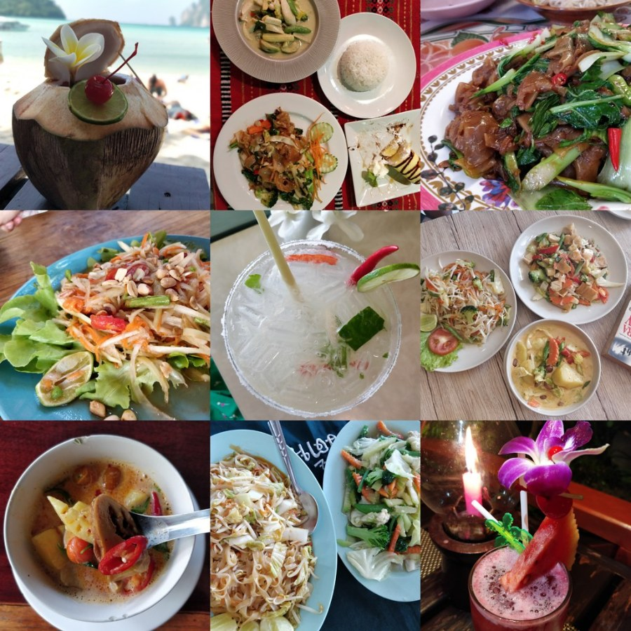 Best Vegetarian & Vegan Restaurants in Thailand