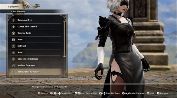 Soul Calibur 6 - How To Make 2B