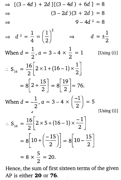 NCERT Solutions for Class 10 Maths Chapter 5 Arithmetic Progressions 85