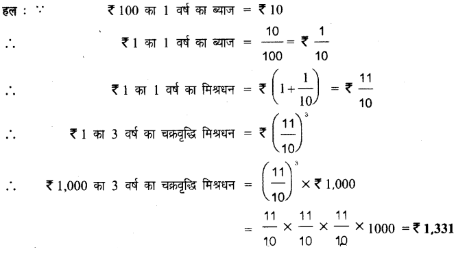 UP Board Solutions for Class 7 Maths Chapter 7 वाणिज्य गणित 67