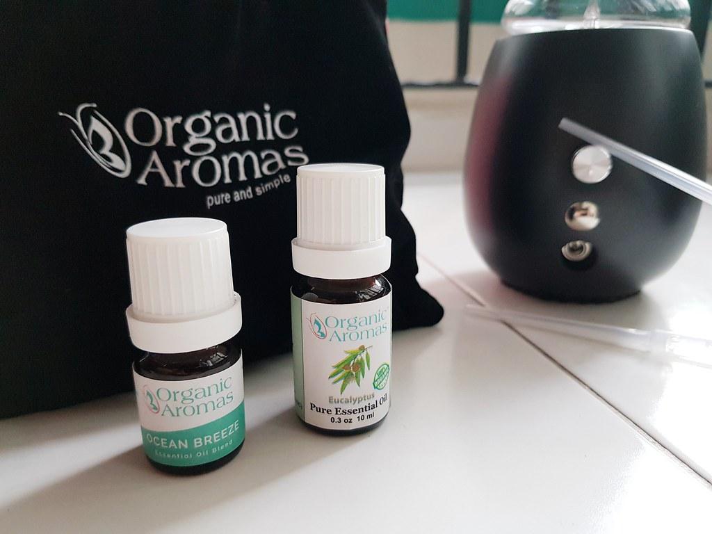 Organic Aromas X RainbowDiaries