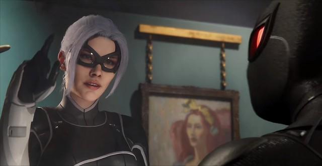 Marvelov Spider-Man - SJW Crna mačka