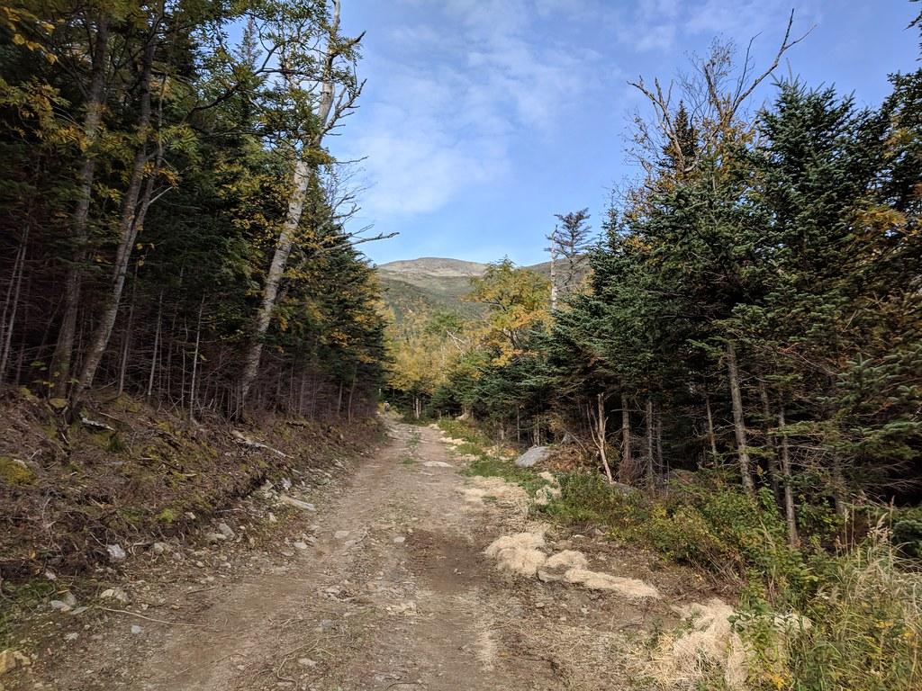 Huntington Ravine detour
