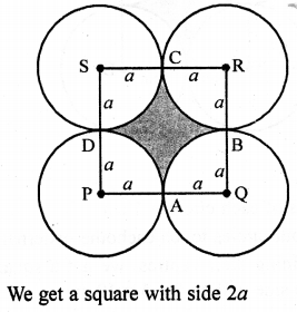 RD Sharma Class 10 Solutions Chapter 13 Areas Related to Circles Ex 13.4 - 31