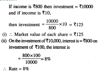 Selina Concise Mathematics Class 10 ICSE Solutions Chapterwise Revision Exercise 12