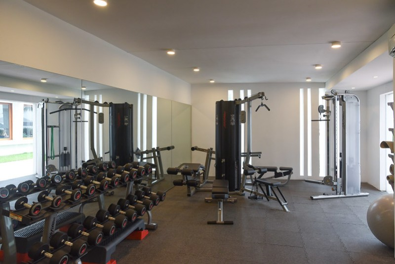 the gym at the bale phnom penh