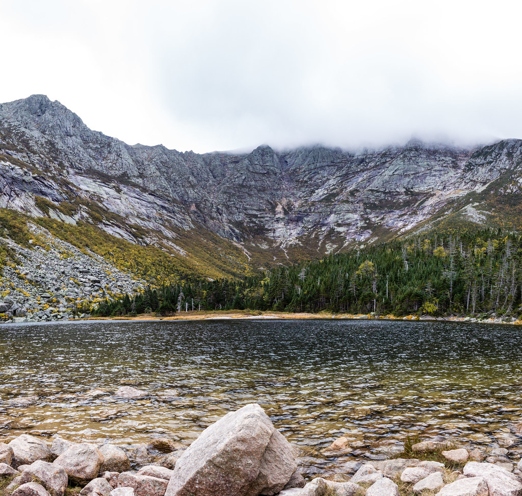 Chimney Pond - Mount Katahdin