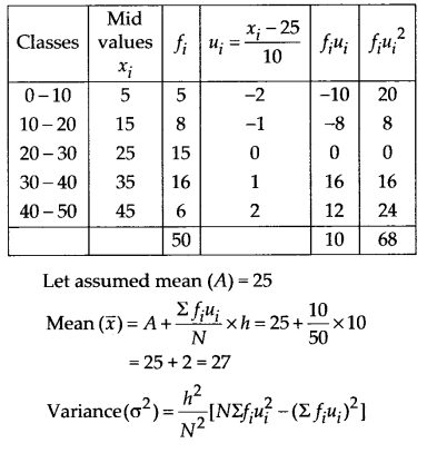 vedantu class 11 maths Chapter 15 Statistics 39